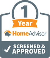 1 Year From HomeAdvisor