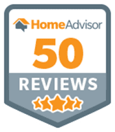50 Reviews HomeAdvisor